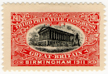 3rd Philatelic Congress