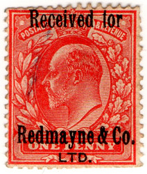 Redmayne & Co Ltd