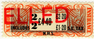 (102) £2.40 Black & Orange (1974 probably)