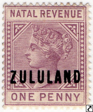 South African Revenue Stamps