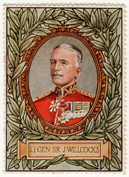 Lt General Willcocks