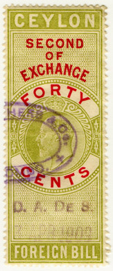 (78) 40c Green & Red (1905)