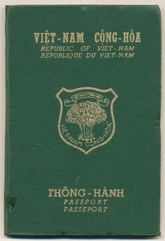 Used in Passport