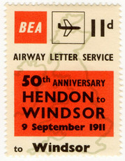 50th Anniversary Stamp