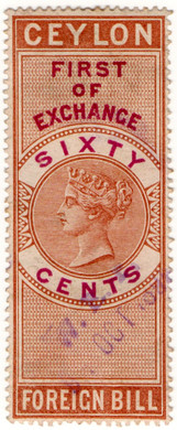 (25) 60c Brown & Red (1894)