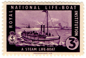 A Steam Life-Boat