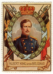 King Albert of Belgium