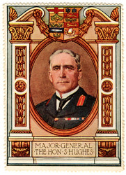 Major-General Hughes