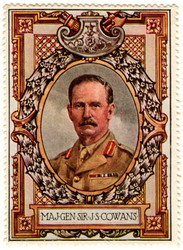 Major-General Cowans