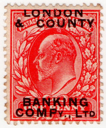 London & County Banking Co Ltd
