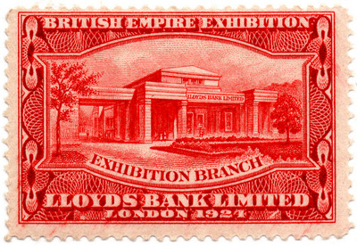 Lloyds Bank (Red)