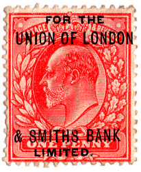 Union of London & Smiths Bank Ltd
