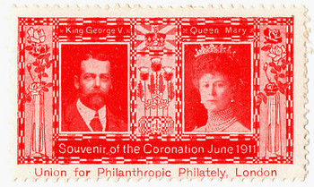 Coronation of George V