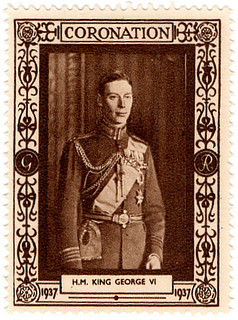 His Majesty King George VI