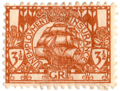 (03) 3½d Yellow-Brown (1920)