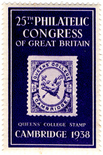 Queen's College Stamp
