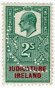 (57) 2/- Green & Red (1902)