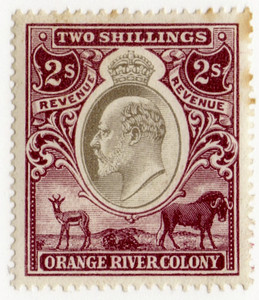 Orange River Colony