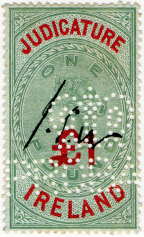 (49) £1 Green & Red (1895)