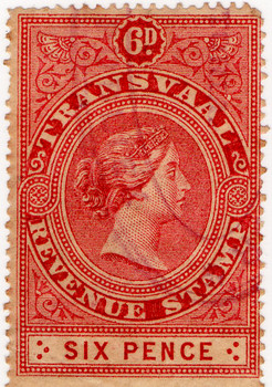 (31) 6d Red (1878)
