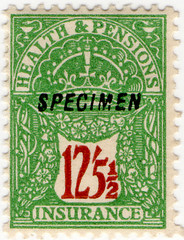 (30) 12/5½d Green & Brown (1926)