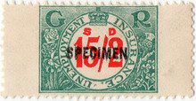 (219) 15/2d Emerald &  Red (1935)