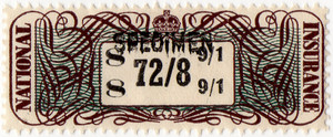 (22) 72/8d Black, Brown & Green (1948)