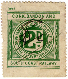 Cork, Bandon & South Coast Railway
