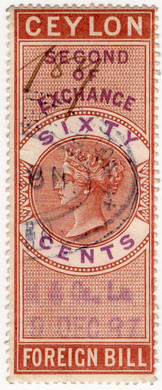 (24) 60c Brown & Lilac (1874)