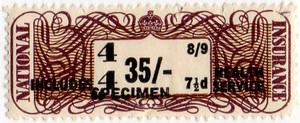(31) 35/- Brown & Black (1963)