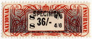 (14) 36/- Brown & Black (1948)