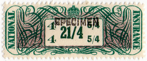 (10) 21/4d Green & Brown (1948)