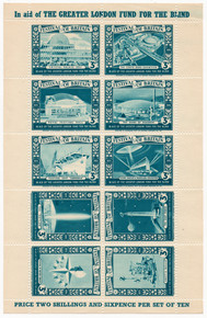 Complete Sheet as Issued