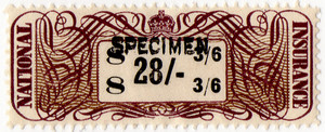 (11) 28/- Brown & Black (1948)