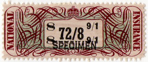 (22a) 72/8d Brown & Green (1948)