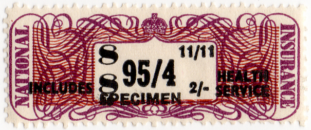 (46) 95/4d Purple & Orange (1963)