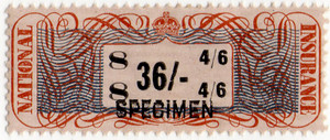 (14a) 36/- Brown & Green (1948)
