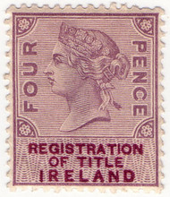Ireland Registration of Title