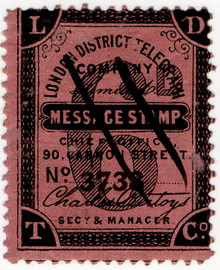 London District Telegraph Company