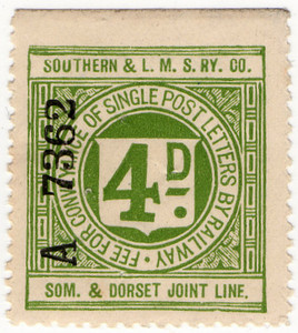 Southern & LMS Railway Company (Somerset & Dorset)