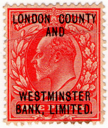 London County & Westminster Bank