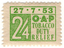 Tobacco Duty Relief