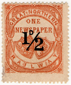 One Newspaper - ½d