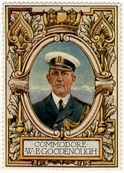 Commodore Goodenough