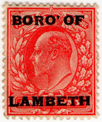 Borough of Lambeth