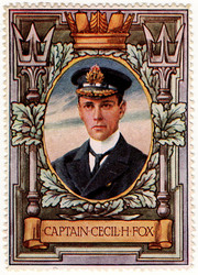 Captain Cecil Fox