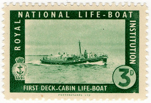 First Deck-Cabin Life-Boat