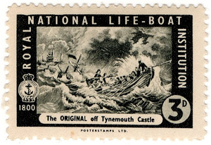 The Original Off Tynemouth Castle