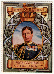 Vice-Admiral Beatty