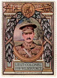 Lieut-Colonel Wilberforce